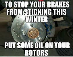 Diesel Tips Meme - 18 hilarious fake life hacks to winterize your car that you should