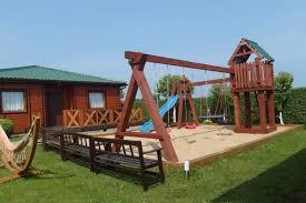 Bad Kolberg Ferienhaus An Der Ostsee Bungalow In Kolberg Urlaub In Polen