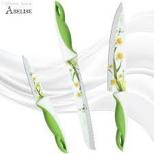 wholesale abelise kitchen knives 8 chef 8 bread 3 5 paring knife