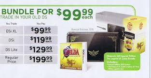 nintendo 3ds black friday nintendo 3ds special edition zelda bundle available on black