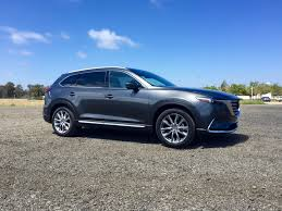 mazda 9 five first impressions 2016 mazda cx 9 turbo signature