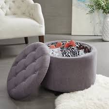 Big Lots Bean Bag Chairs Ottoman Mesmerizing Storage Ottoman With Tray Ikea Large Round