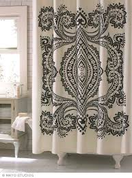 Bathroom With Shower Curtains Ideas by 10 Designer Shower Curtains Perfect Bathroom Design Luxury