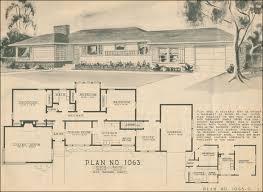 1950s ranch house plans fair 1950s ranch house plans fresh at home concept sofa decoration