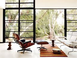 Lounge Chair Living Room Eames Lounge Chair And Ottoman Herman Miller