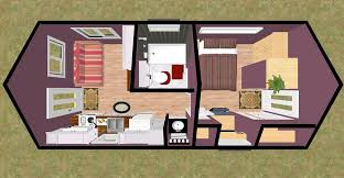 tiny house plans under 300 sq ft tiny house 300 sq ft google search small spaces pinterest