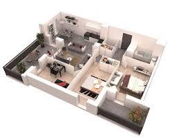 Best Apartment Floor Plans 57 Best 3 Ambientes Images On Pinterest Architecture Projects