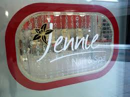 jennie nail and spa manicures and pedicures