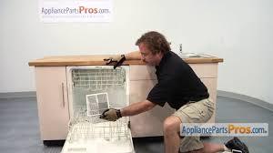 Kitchenaid Dishwasher Utensil Holder Ge Wd28x265 Silverware Basket With Handle Appliancepartspros Com
