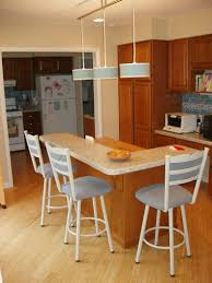 Built In Kitchen Islands With Seating Kitchen Room 2017 Inspiring L Shaped Kitchen Island Breakfast