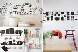 decoration murale cuisine design interieur deco murale cuisine stickers muraux accessoires