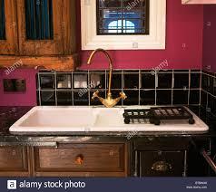 Kitchen Sink Details Kitchen Details Tiling Stock Photos U0026 Kitchen Details Tiling Stock