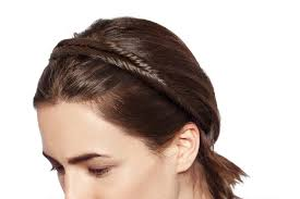 headband hair extensions braided headbands clip in hair extension hershesons