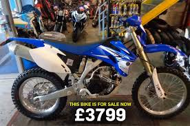 motocross bikes for sale scotland bike of the day yamaha wr450f mcn