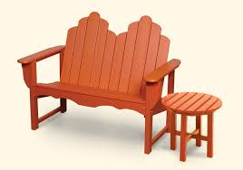 Adirondack Bench Adirondack Bench 636 00 Park Patio Furniture