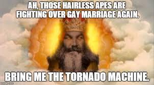 God Meme - monty python god meme generator imgflip