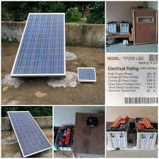 off grid living ideas put together an off the grid solar power system diy project the