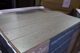 Laminate Flooring Langley Pallet Of Ec Premium Titanium Grey Laminate Flooring