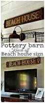 396 best things to diy images on pinterest pallet ideas pallet pottery barn inspired beach sign diy home crafts outdoor living