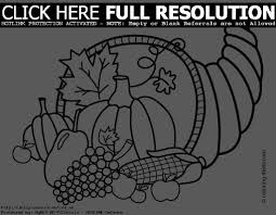 kids thanksgiving coloring sheets u2013 festival collections