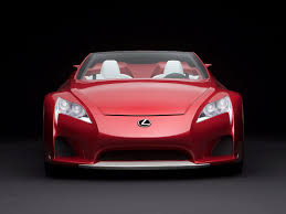 lexus sports car japan feb 5 2011