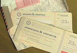 Travel Themed Wedding Travel Themed Wedding Invitations For Jennifer Jonathan