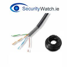 cat cable video baluns with power supply security watch ie meter
