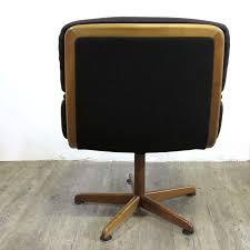 fauteuil de bureau knoll fauteuil de bureau vintage de walter knoll 1970s en vente sur pamono