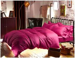 Egyptian Cotton Duvet Cover King Size Aliexpress Com Buy Pink Egyptian Cotton Bedding Sets 1000