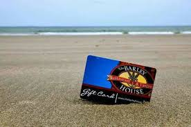 vacation gift cards concord nh restaurant gift cards the barley house concord