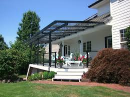 Pergola Designs With Roof by Pergola Glass Roof Interiors Design