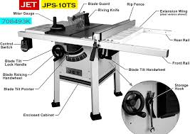 jet benchtop table saw best cabinet saw reviews of the best cabinet table saws for