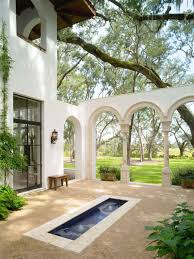 style homes with courtyards attractive style homes with courtyards mexican style