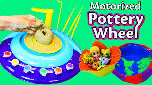 Make Your Own Bath Toy Holder by Cra Z Art Diy Pottery Wheel Make Your Own Toy Storage Splashlings