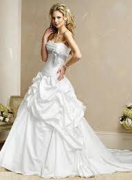 White Wedding Dresses White Wedding Dress With Red Trim