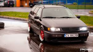 vw passat b4 vr6 turbo tuning by rares crm wow vw pinterest