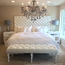 King Tufted Headboard White King Tufted Headboard Home Decor Inspirations Simple