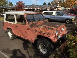 commando jeepster curbside classic capsule jeepster commando u2013 buick v6 and thm