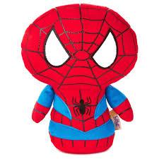 itty bittys biggys spider man stuffed animal itty bittys