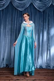 Elsa Halloween Costume Adults Popular Dress Princess Buy Cheap Dress Princess Lots