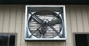 how to cool a warehouse with fans exhaust shutter fan installation for electric factory energy saving