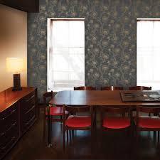 tempaper bronze grasscloth wallpaper gr505 the home depot