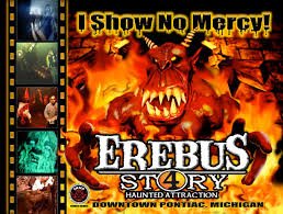 Halloween Usa Michigan The Vysther U0027s Halloween Haunt Journal Erebus Pontiac