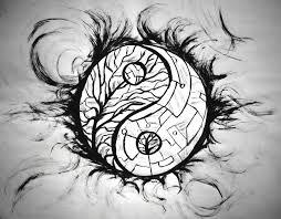 yin yang by kvmartin on deviantart