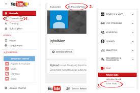 upload video di youtube menghasilkan uang cara mendapatkan uang dari youtube tanpa upload video tubegail