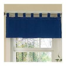 Blue Kitchen Curtains Modern Valances U0026 Kitchen Curtains Allmodern