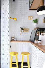 kitchen pegboard ideas beautiful deco snack gallery seiunkel us seiunkel us