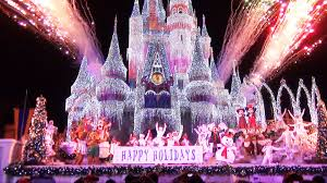 celebrate the season show at mickey s merry