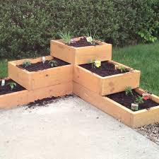 Garden Box Ideas My Friend S Garden Boxes How Awesome Are These My Patio