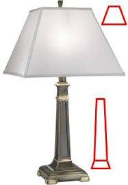 lamp shades buying guide awesome 1 2 3 measuring tips u2013 lampsusa